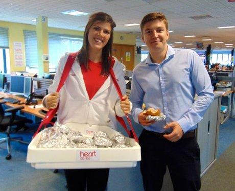 Breakfast on Us: Tesco Social Media Centre