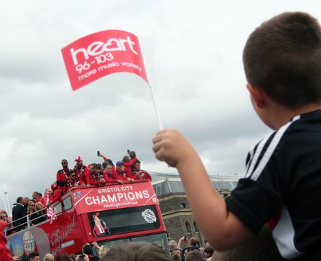 Bristol City Celebrations 2015