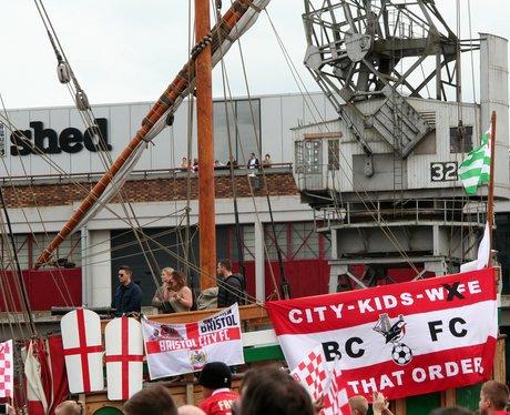Bristol City Celebrations 2015