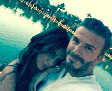David Beckham's birthday