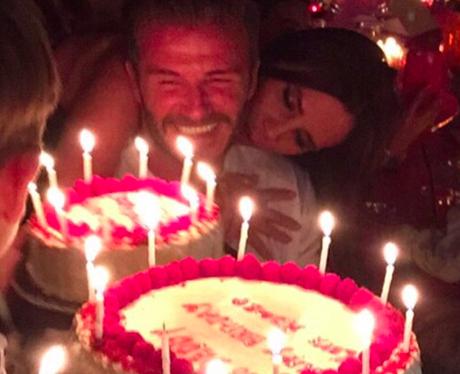 Beck's celebrates his birthday