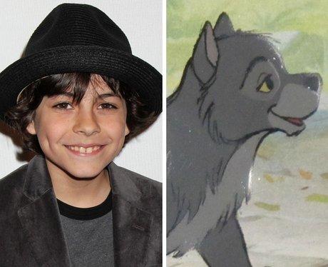 Emjay Anthony as Gray