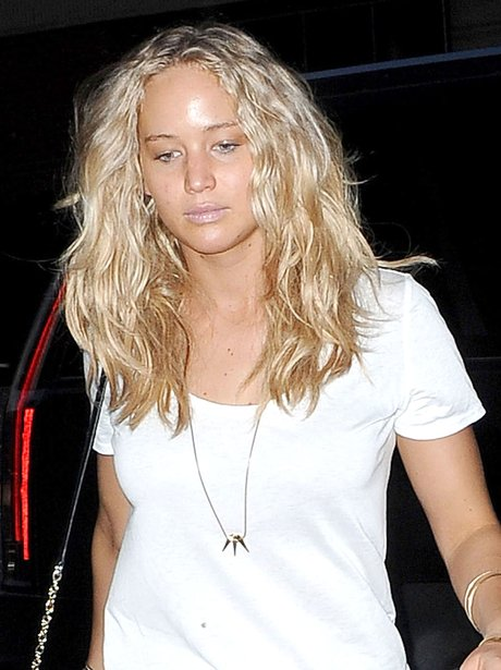 Jennifer Lawrence Without Makeup Bare Naked Ladies Stars Without Makeup Heart
