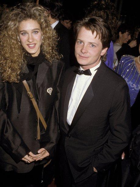 Sarah Jessica Parker and Michael J. Fox