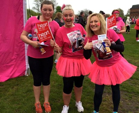Race for Life Glasgow