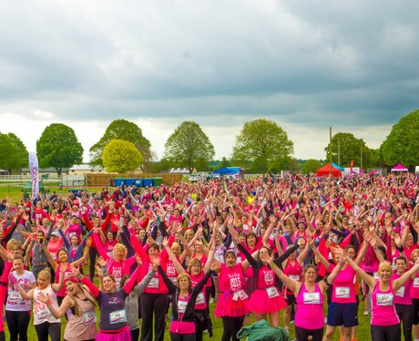 Race for Life Norwich 2015 Sat AM