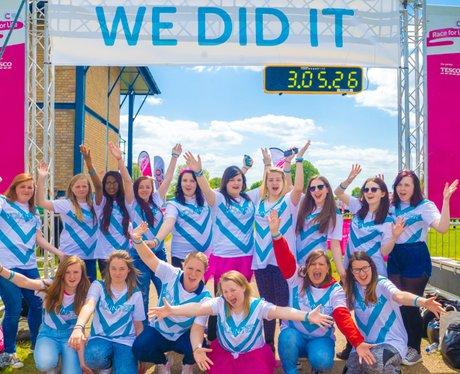 Race for Life Norwich 2015 Sat PM