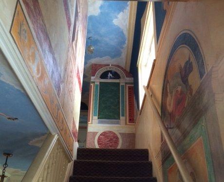 Photos of Robert Burns's renaissance-inspired home