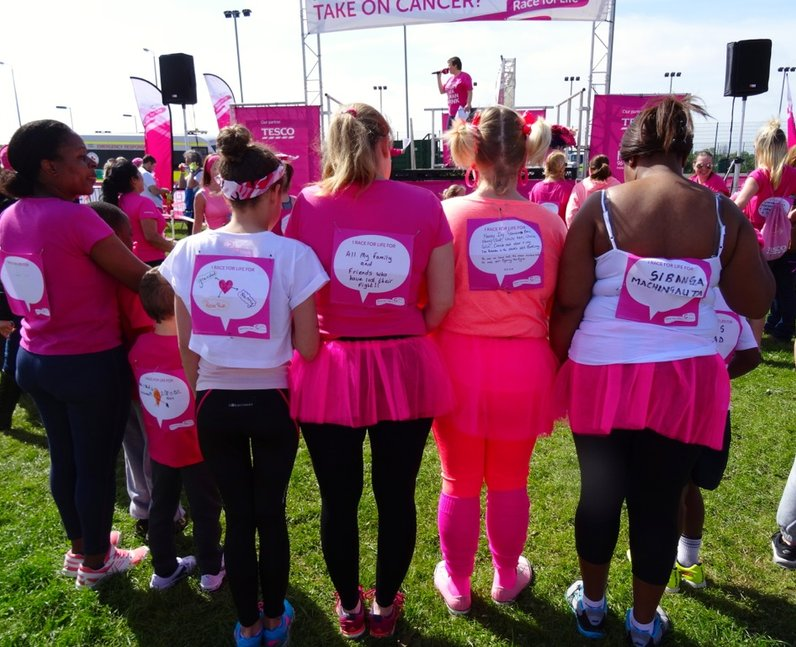 Southend Race For Life - Why You Did It