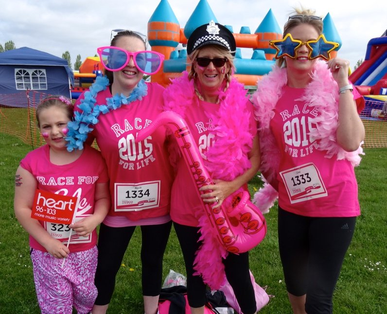 Southend Race For Life Part 1