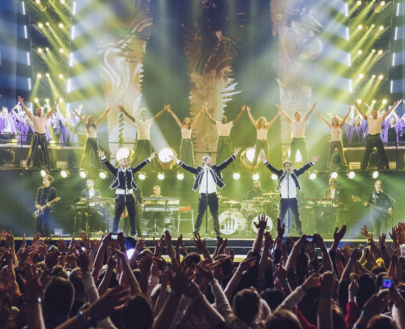 Take That Tour 2015 HR