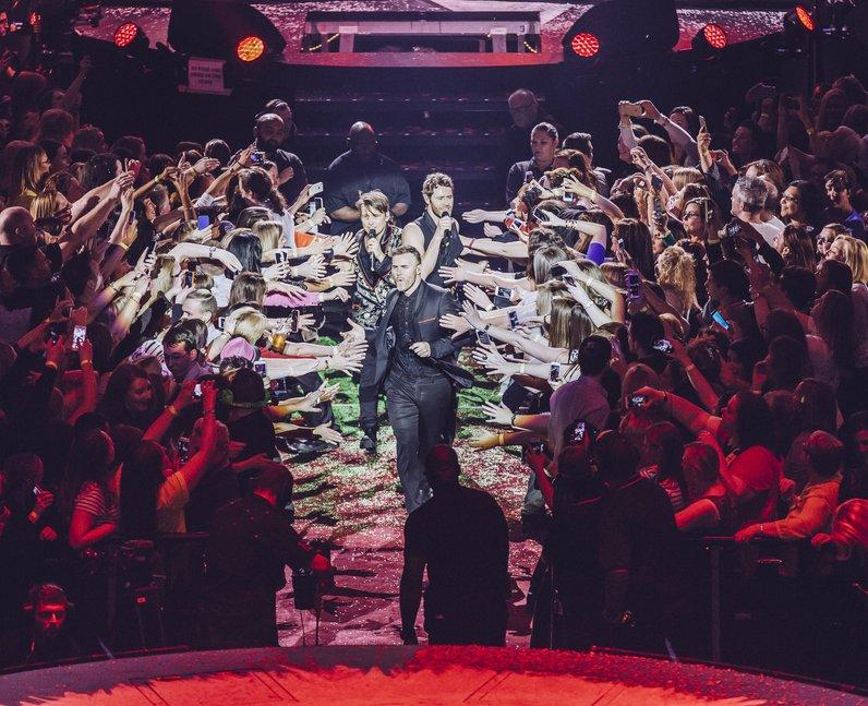 Take That Tour 2015 HR