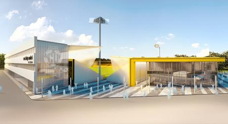 Abbey Stadium Vision 1