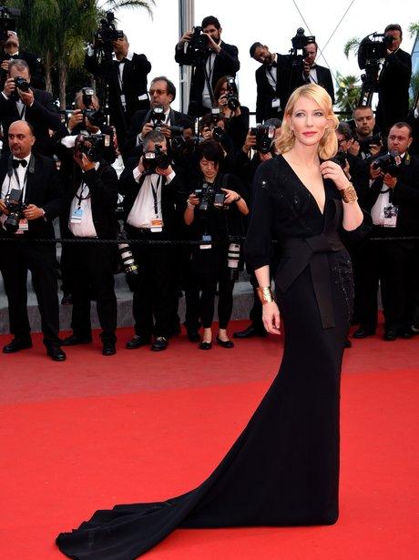 Celebrities In Cannes