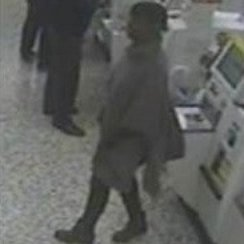 CCTV Gloucestershire supermarket thefts
