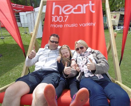 Foodies Festival in Cannon Hill Park