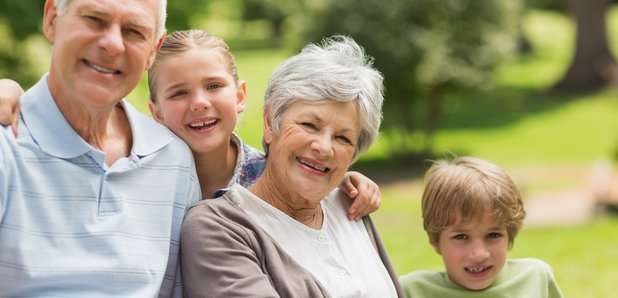Grandparents could be missing out on pension credit