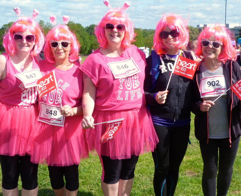 Harlow Race For Life Part 1