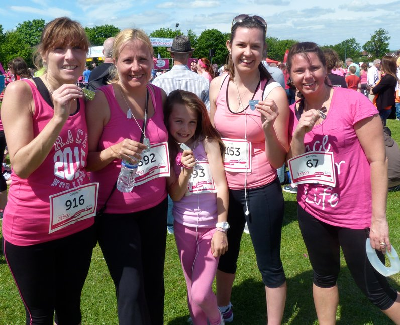 Harlow Race For Life Part 2