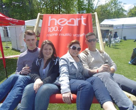 Foodies Festival at Cannon Hill Park