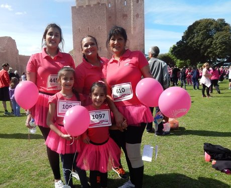 Heart Angels: Rochester Race For Life - Pre-Race (