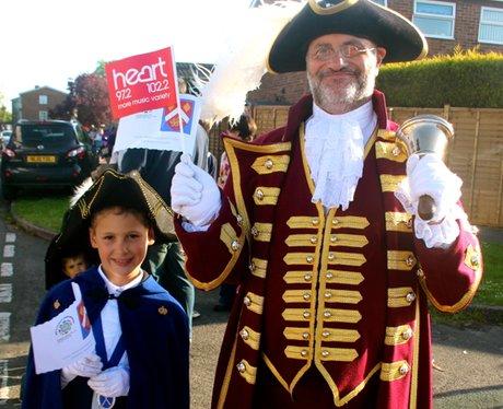 Heart Angels: Royal Wootton Bassett Carnival