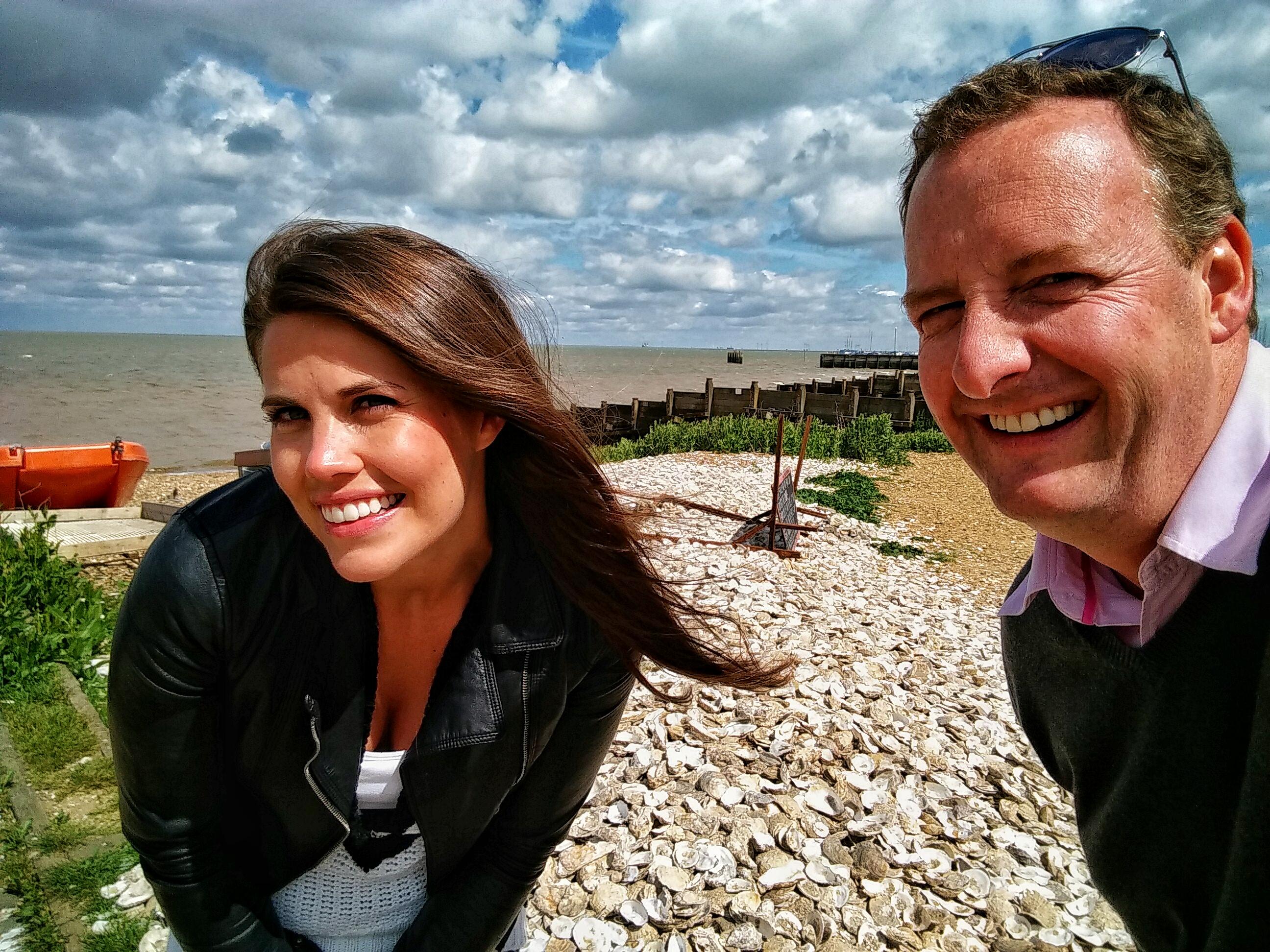 James &  Becky A - Z Selfie O