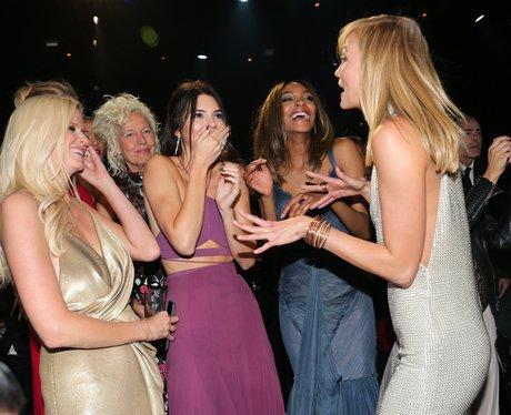 Lara Stone, Kendall Jenner, Jourdan Dunn and Karli