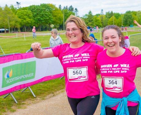 Race for Life Norwich 2015 Sun