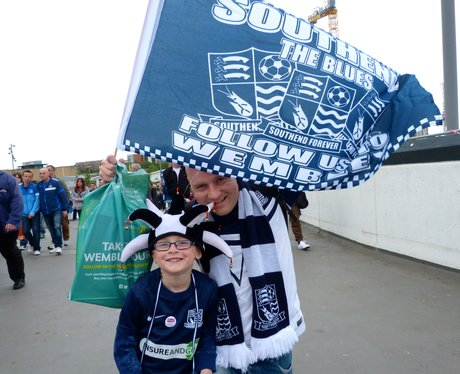 Southend United At Wembley (23 April)