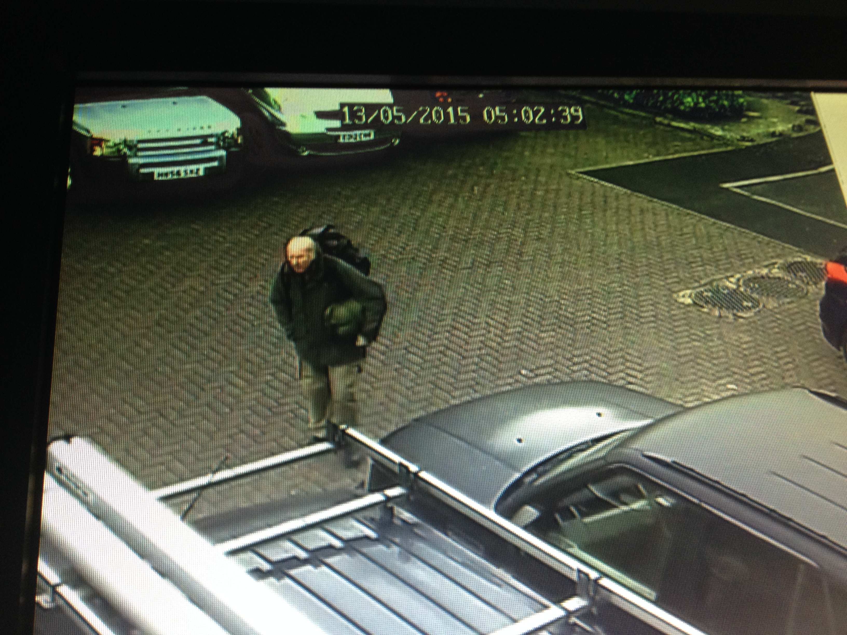 Stephen Rider CCTV