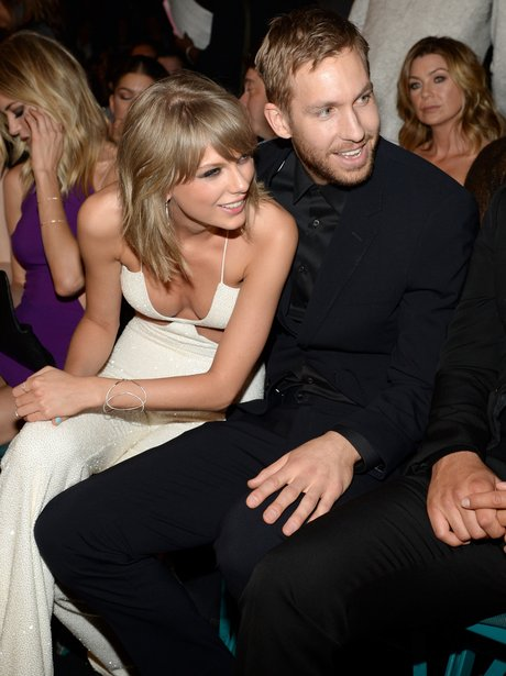 Taylor Swift and Calvin Harris Billboard Music Awa