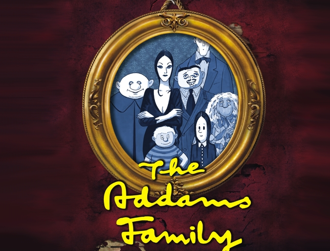 The Adams Family musical Scotland