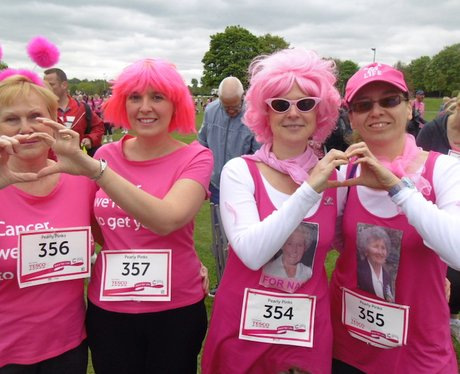Walsall Race For Life 2015