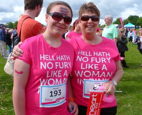 Brentwood Race For Life Part 1