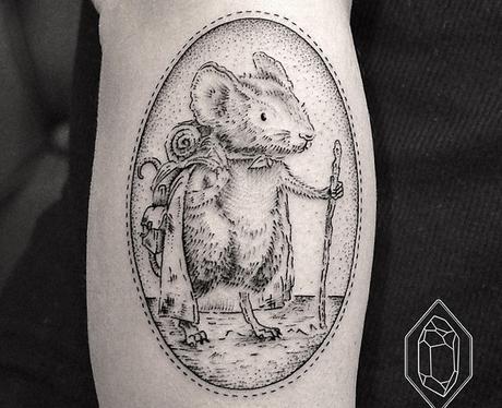 Amazing tattoo patterns