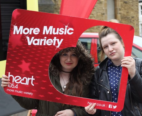 Heart Angels: Blackpool Bus