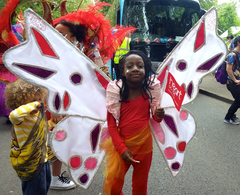 Luton Carnival - Amazing Costumes