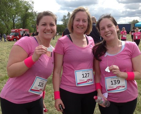 Reading 10K Race for Life: Finish Line Photos