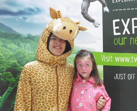 Twycross Zoo in West Orchards