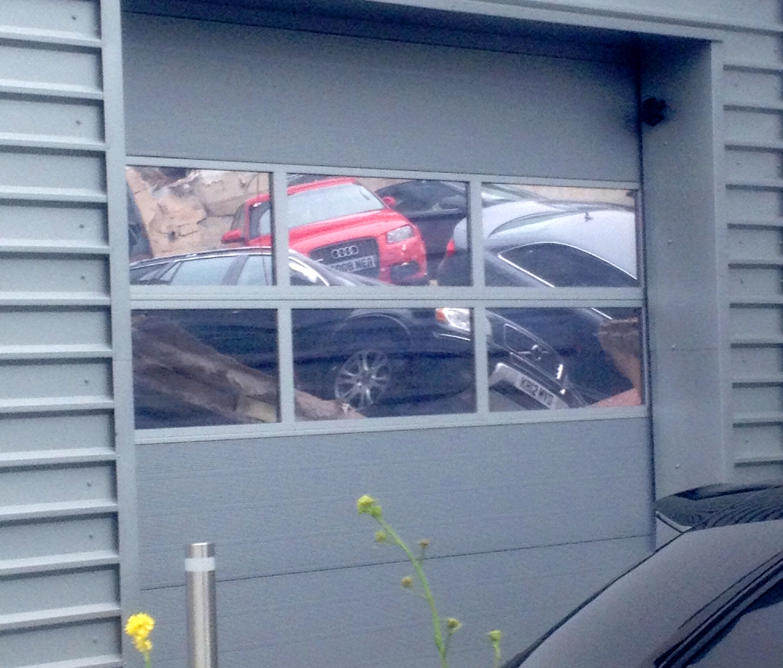 Audi collapse 2