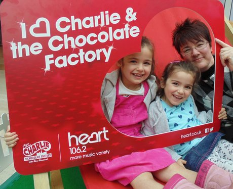 Charlie and the Chocolate Factory at Westfield