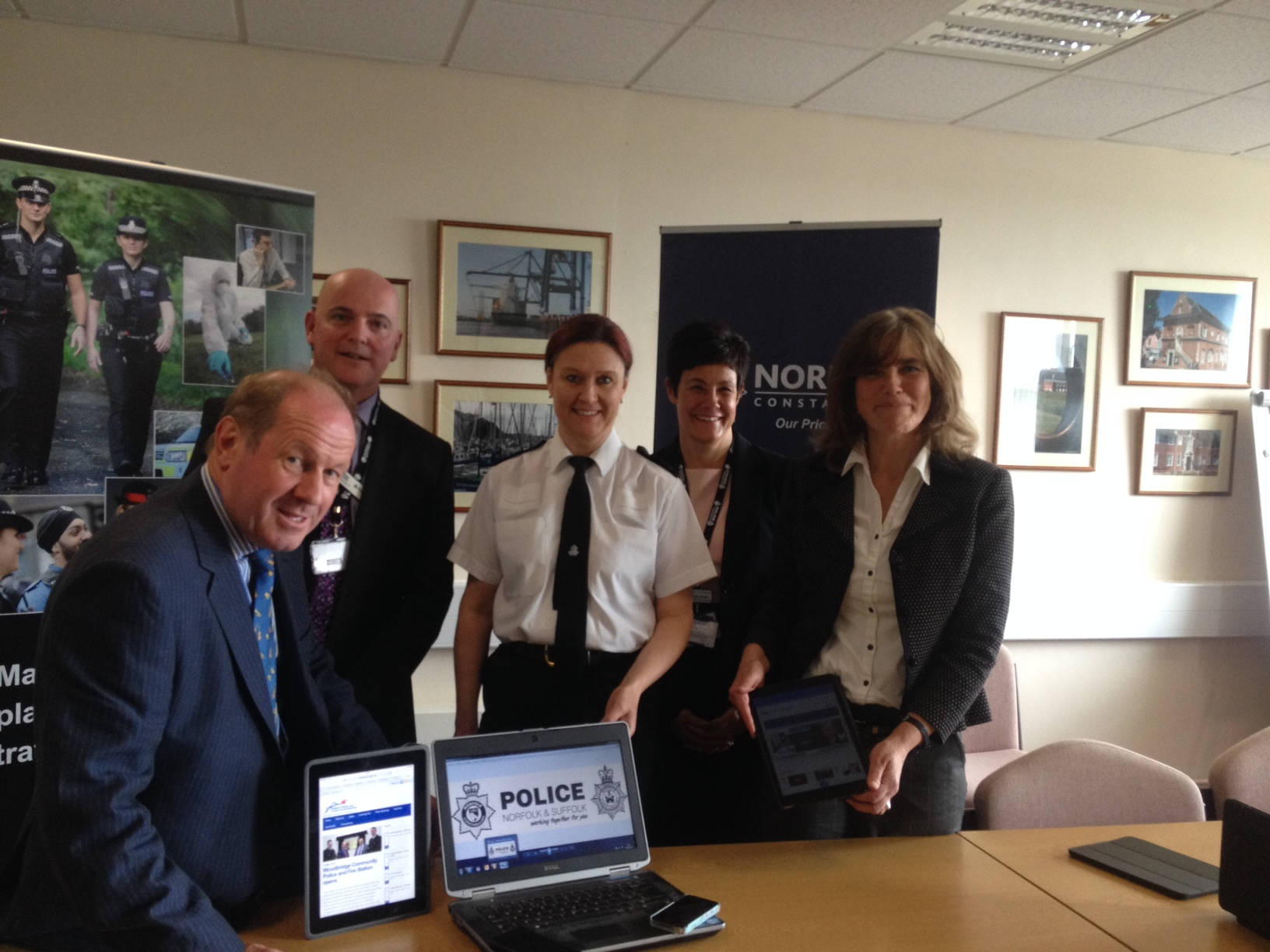 Cybercrime Norfolk and Suffolk