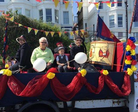 Eastbourne Carnival 2015