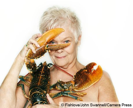 Fishlove Campaign with Dame Judi Dench