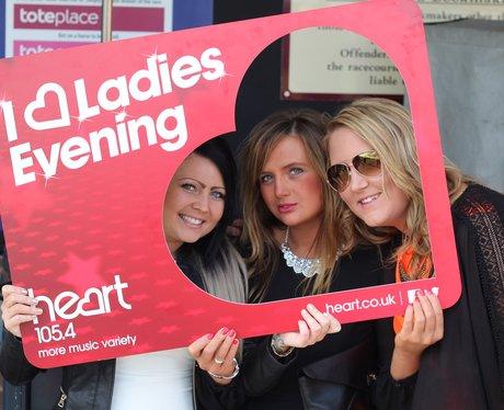 Heart Angels: Haydock Ladies Day