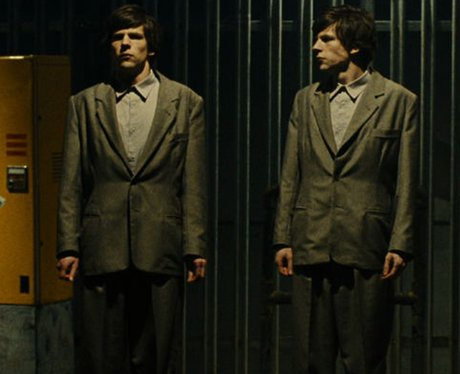 Jesse Eisenberg in 'The Double' Rex