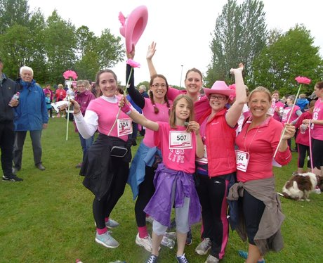 Telford Race For Life!