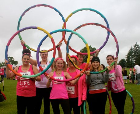 Heart Angels: Race For Life Swindon - Sunday