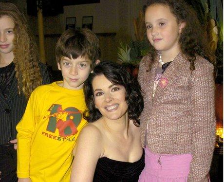 Nigella Lawson and Children